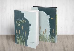 Huckleberry Finn Cover Design