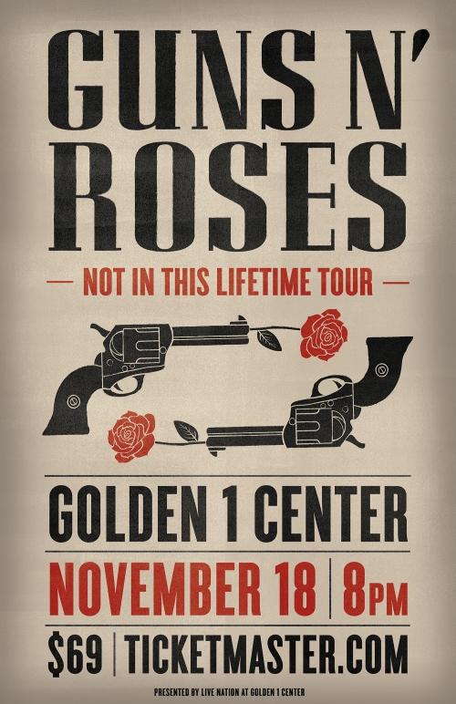 Guns N'Roses Poster